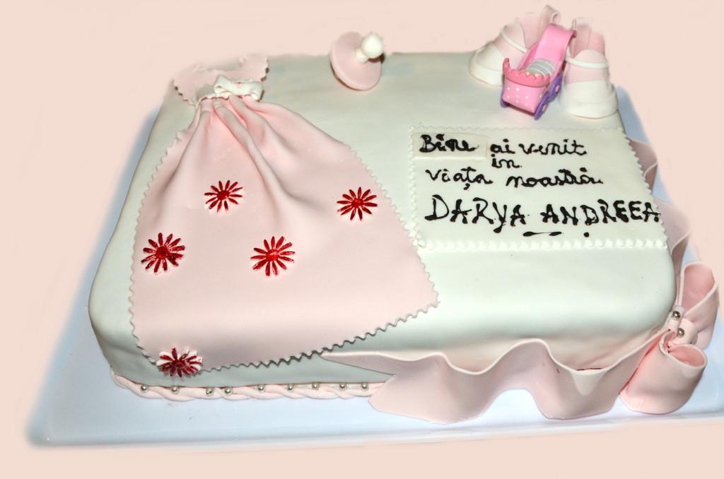 7. taart voor darya